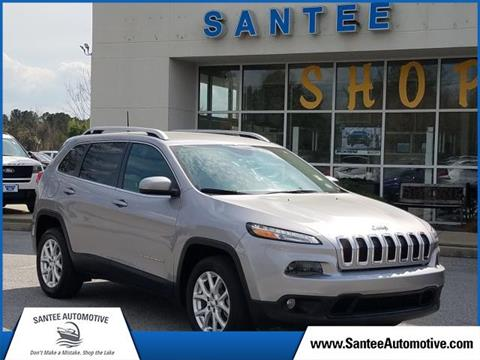 2018 Jeep Cherokee for sale in Manning, SC