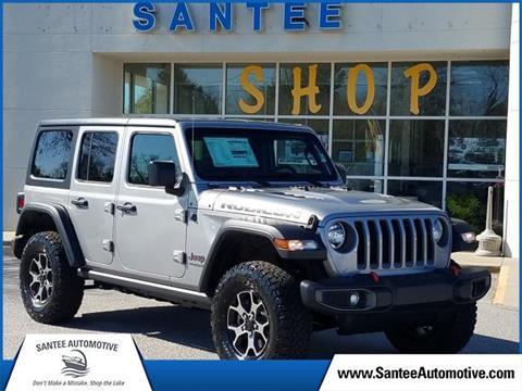 Jeep Cars Auto Parts For Sale Manning Santee Automotive