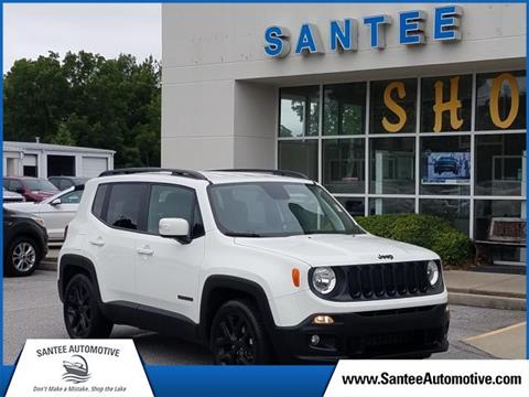 2018 Jeep Renegade for sale in Manning, SC