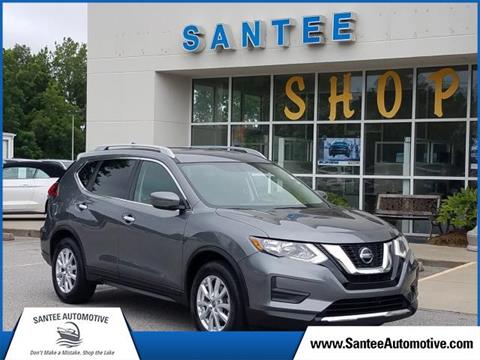 2018 Nissan Rogue for sale in Manning, SC