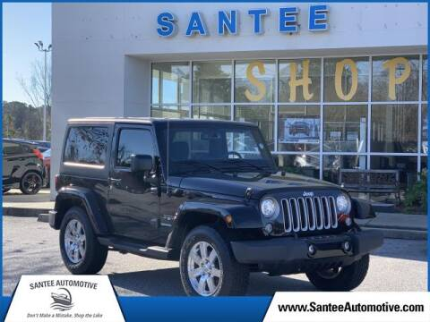 Jeep Wrangler For Sale In Sc >> Used Jeep Wrangler For Sale In Sumter Sc Carsforsale Com