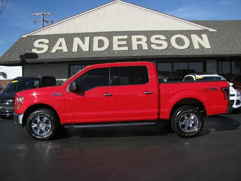 2015 Ford F-150 for sale in Auburn, IN