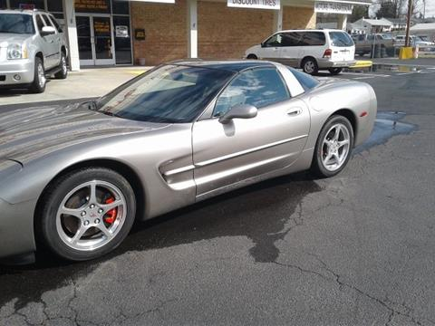 2001 Chevrolet Corvette for sale in Colonial Heights, VA