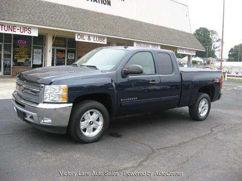 2012 Chevrolet Silverado 1500 for sale in Colonial Heights, VA