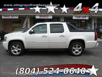 2011 Chevrolet Avalanche for sale in Colonial Heights, VA