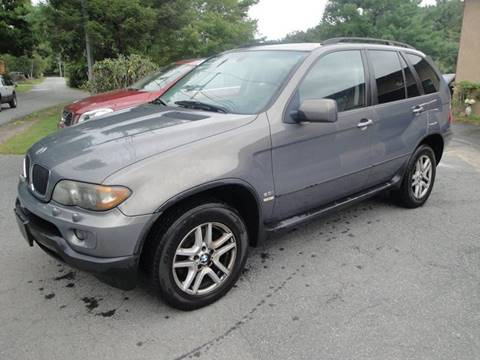 2006 BMW X5 for sale in Boone, NC