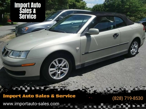 2005 Saab 9-3 for sale in Boone, NC