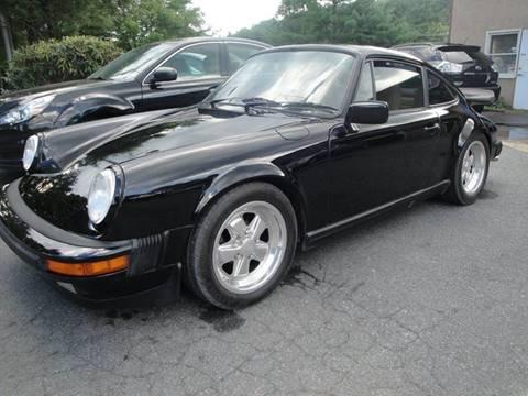 1988 Porsche 911 for sale at Import Auto Sales & Service in Boone NC
