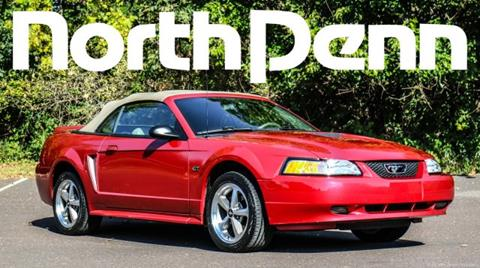 2000 Ford Mustang for sale in Colmar, PA
