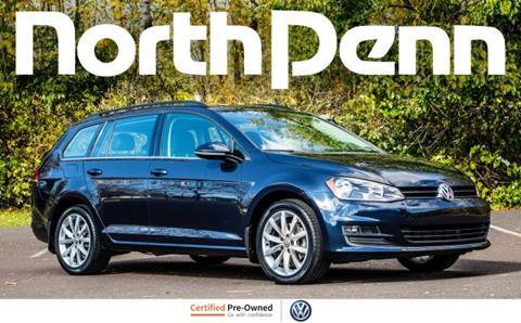 2016 Volkswagen Golf SportWagen for sale in Colmar, PA