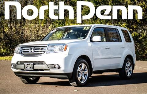 2015 Honda Pilot for sale in Colmar, PA