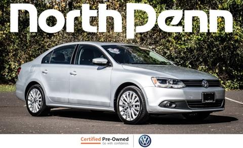 2014 Volkswagen Jetta for sale in Colmar, PA