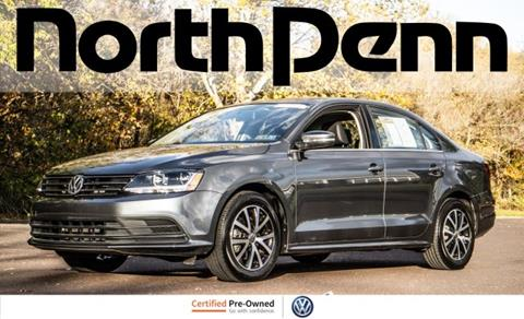 2017 Volkswagen Jetta for sale in Colmar, PA