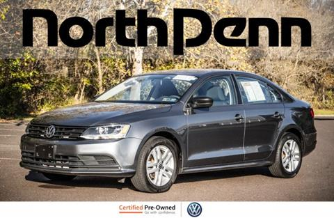 2015 Volkswagen Jetta for sale in Colmar, PA
