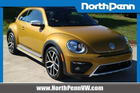 North Penn Volkswagen >> 2017 Volkswagen Beetle For Sale In Colmar Pa
