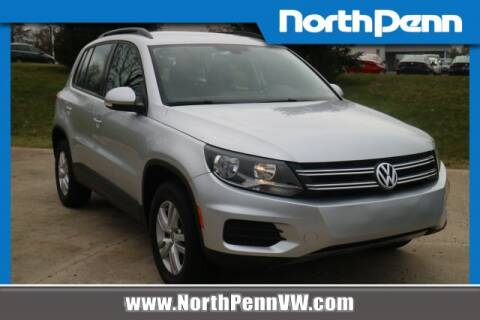 North Penn Volkswagen >> 2017 Volkswagen Tiguan For Sale In Colmar Pa