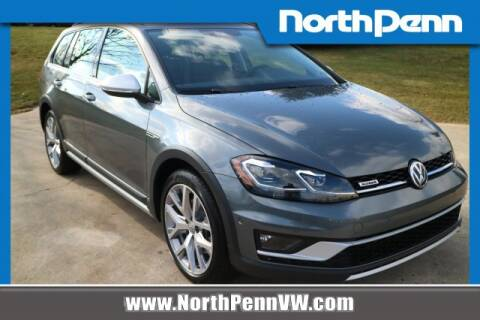 North Penn Volkswagen >> 2019 Volkswagen Golf Alltrack For Sale In Colmar Pa