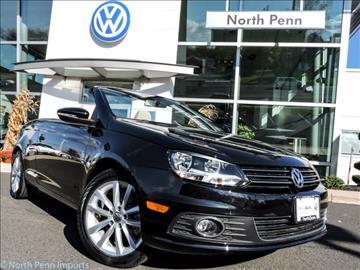 2016 Volkswagen Eos for sale in Colmar, PA