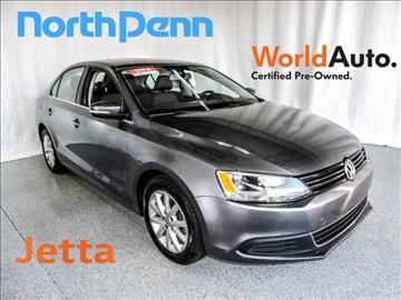 2014 Volkswagen Jetta for sale in Colmar, PA