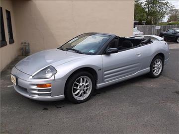 2002 Mitsubishi Eclipse Spyder for sale in Neptune City, NJ