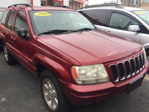 2002 Jeep Grand Cherokee for sale in West New York, NJ