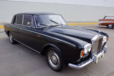 1967 Rolls-Royce Silver Shadow For Sale - Carsforsale.com®
