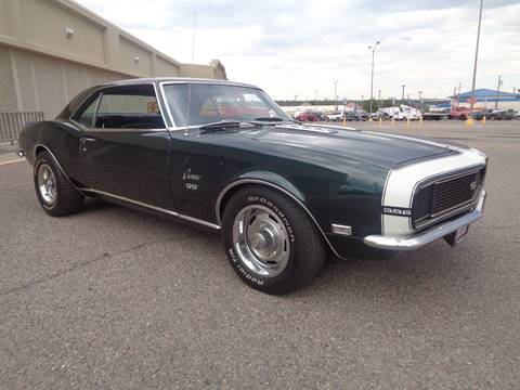 1968 Chevrolet Camaro For Sale In Colorado Carsforsale Com 174
