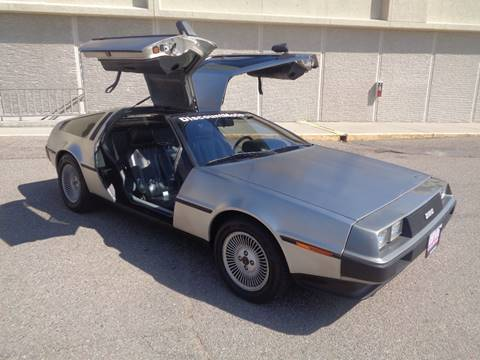 Used Car Lots In Nashville Tn 1983 DeLorean DMC-12 for sale in Pueblo, CO