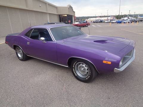 1972 Plymouth Barracuda for sale in Pueblo, CO