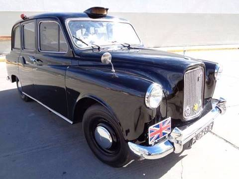 1967 Austin Taxi Cab