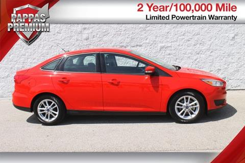 2016 Ford Focus for sale in Saint Peters MO