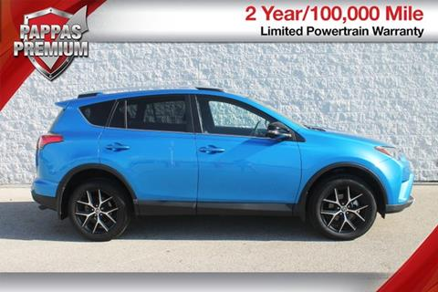 2016 Toyota RAV4 for sale in Saint Peters MO
