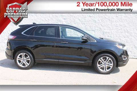 2016 Ford Edge for sale in Saint Peters MO