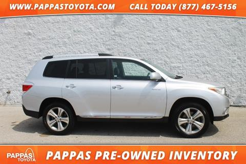 2012 Toyota Highlander for sale in Saint Peters MO