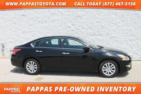2013 Nissan Altima for sale in Saint Peters MO