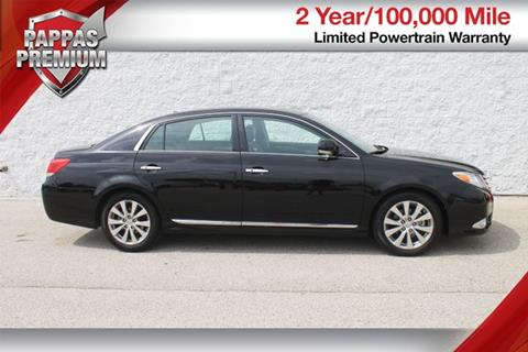 2012 Toyota Avalon for sale in Saint Peters MO