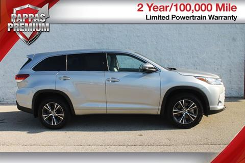 2017 Toyota Highlander for sale in Saint Peters, MO