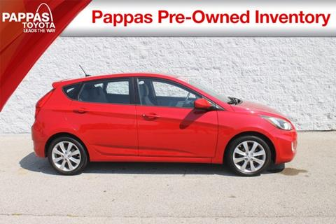 2012 Hyundai Accent for sale in Saint Peters MO