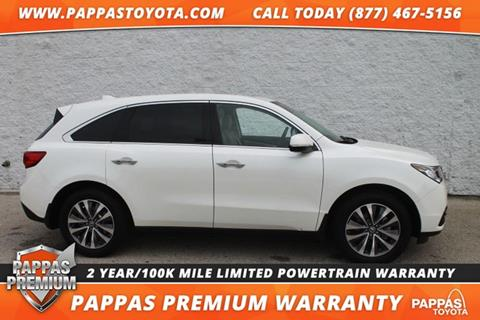 2016 Acura MDX for sale in Saint Peters, MO