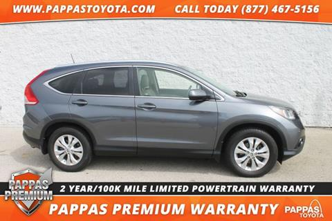 2012 Honda CR-V for sale in Saint Peters MO