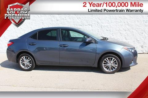 2014 Toyota Corolla for sale in Saint Peters MO