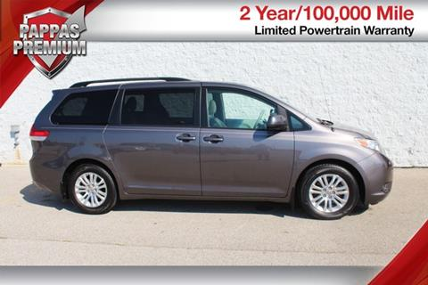 2013 Toyota Sienna for sale in Saint Peters MO