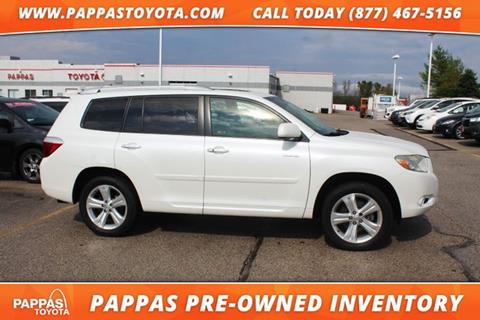 2008 Toyota Highlander for sale in Saint Peters, MO