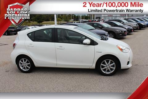 2012 Toyota Prius c for sale in Saint Peters, MO