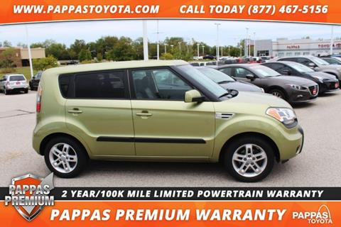 2011 Kia Soul for sale in Saint Peters MO