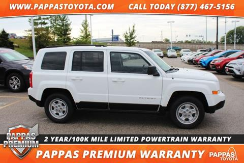 2013 Jeep Patriot for sale in Saint Peters MO