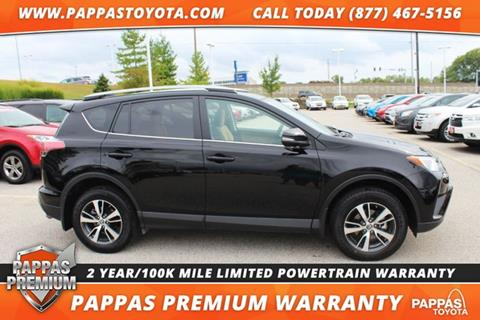 2017 Toyota RAV4 for sale in Saint Peters, MO