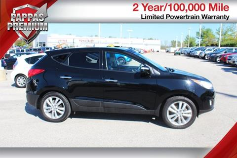 2013 Hyundai Tucson for sale in Saint Peters MO