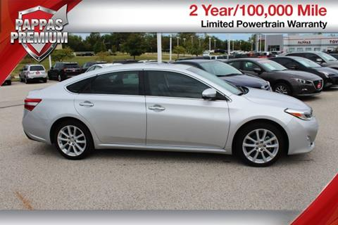 2013 Toyota Avalon for sale in Saint Peters, MO