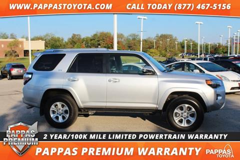 2017 Toyota 4Runner for sale in Saint Peters, MO